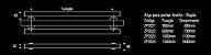 Puxador Zen Anello  - Imagem 5
