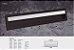 Puxador Zen Inca (portas ou moveis) - Imagem 2