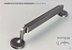 Puxador Zen Linha Manico di Coltello (Granado, Wood) - Imagem 2