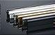 Puxador Zen Linha Sorento(Liso, Granado) - Imagem 2