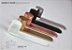 Puxador Zen Linha Radio (Com base, Diamond, Liso, Personalizado) - Imagem 1