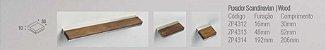 Puxador Zen Linha Scandinavian (Liso, Stone, Wood) - Imagem 3
