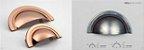 Puxador Zen Shell - Imagem 1
