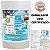 5kg Sal 100% Puro Mineral E Integral  Marinho Moído Mossoró Com Ludo Técnico Da Embalagem - Imagem 2