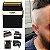 Kemei Shaver 2024 Recarregável Depilador Masculino Barba Cabelo Corpo Original  - Imagem 1