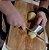 Protetor Para Dedos Para Fatiar Legumes Frutas Etc Em Aço Inoxidável  - Imagem 4