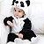 Roupa Bebê Fantasia Bicho Animais Macacão ORIGINAL MICHLEY - Imagem 1
