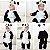 Roupa Bebê Fantasia Bicho Animais Macacão ORIGINAL MICHLEY - Imagem 3