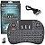 Mini Teclado Wireless Keyboard I8 Smartv Box Xbox Ps Pc Wifi Entre Outros Aparelhos Eletrônicos  - Imagem 1
