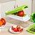 Cortador Fatiador  E Descascador 10 Em 1 Nicer Dicer Cozinha Vegetais Entre Outros Alimentos  - Imagem 3