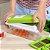 Cortador Fatiador  E Descascador 10 Em 1 Nicer Dicer Cozinha Vegetais Entre Outros Alimentos  - Imagem 4
