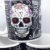 Caneca Porcelana Caveira Mexicana Skull Love 320ml Alta Qual Um Super Presente  - Imagem 1
