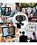 WebCam Argom Tech CAM20, HD 720P - ARG-WC-9120BK (PRONTA ENTREGA, 2 Dias úteis) - Imagem 2