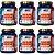 Creatina Alcalina Creapure 1200g One Pharma kit 6 - Imagem 1