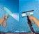 Limpa Vidros Spray Para Janela Com Rodinho Esponja Rodo - Mor - Imagem 4