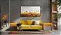 Tela Quadro Canvas Horizontal Abstrata Colorida 2x1 M - Imagem 2