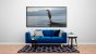 Tela Quadro Canvas Pescador Horizontal 2x1 M - Imagem 2