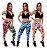 - Sucesso Shop -: Kit com 5 Calças Leggings Suplex - Modelos Variados - Até GG - Moda Fitness - Imagem 3