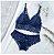 Conjunto de Calcinha e Sutiã Crooped Renda  - Sem Costura - Ajuste Frontal - Fecho Traseiro - 5 Cores - Tamanho Único:Busto  62 a 92 cm - Calcinha Cintura de 66 a 80 cm - Frete Grátis - Imagem 8