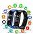 Compre 1 e Leve 2: Relógio Inteligente + 1 Pulseira + Cabo USB - Monitor Cardíaco - Conta Passos e Calorias - Frete Grátis - Imagem 3