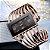 Compre1 e Leve 2: Relógio Pulseira Luxo - Quartzo - Analógico - Frete Grátis - Imagem 9