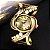"""Compre1 e Leve 2: Relógio """"Verna"""" em Strass - Quartzo - Analógico - Super Luxo - Frete Grátis - Imagem 3"""