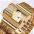 """Relógio Extra Luxo """"Girald"""" - Quartzo - Analógico - Strass - Frete Grátis - Imagem 2"""