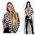 Kit com 2 Camisas Femininas Lenhadoras - Algodão - 4 Cores - Tamanho: P/M/G/GG - Envio Imediato - Imagem 2