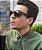 Óculos RayBan Masculino - Modelo Justin 4165 - Black Fosco - Proteção UV 400 - Caixa + Flanela + Manual - Frete Grátis - Imagem 4
