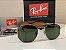Óculos RayBan Aviador Unissex - Modelo Marshal 3648 - Verde - Proteção UV 400 - Caixa + Flanela + Manual - Frete Grátis - Imagem 3