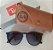 Óculos RayBan Unissex - Modelo Erika 4171- Redondo Preto - Proteção UV 400 - Polarizado Caixa + Flanela + Manual - Frete Grátis - Imagem 5