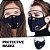 Máscara 3D com Filtro de Carvão - Viseira Removível - Não embaça - 8 Cores - Frete Grátis - Imagem 8