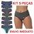 """Oferta Especial: Kit com 5 Calcinhas Compressão """"Series"""" - Segura Barriga - Até GG - Imagem 2"""