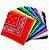 Box Showpromodia: Última Moda: Kit com 5 ou 10 Bandanas - Cores Variadas - 55cmx55cm - Envio Imediato - Imagem 10
