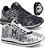 Box Olanella: Kit com 2 Pares de Tênis Masculinos Spider - Caminhada - Academia + Relógio - Tam. até 45 - Envio Imediato - Imagem 4