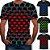 Box Olanella: - Camiseta Masculina 3D - Tamanho até GG - Imagem 1