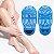 Box Olanella: Chinelo Spa Limpeza dos Pés com mais de 1000 Cerdas - Massageia - Elimina a Pele Morta -  Pedra Pomes para Calcanhar  -  Frete Grátis - Imagem 2