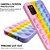 """Box Showpromodia - Capa para Celular Efeito """"Estoura Bolha"""" - Anti-estresse - Anti-impacto e Poeira - P/todos os Modelos iPhone e Samsung - Frete Grátis - Imagem 6"""
