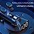 Box Simply: Mini Fone de Ouvido sem Fio - Bluetooth - Carregador com Visor Led - Lanterna - A prova d'água - 3 Cores - Frete Grátis - Imagem 8