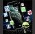 Mini Celular Soyes Mede 8,5cm  e Pesa 54 gramas - Touch - WhatsApp e Redes Sociais - Brinde: Capa + Protetor de Tela  + Cartão de Memória 32GB- Frete Grátis - Imagem 2