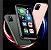 Mini Celular Soyes Mede 8,5cm  e Pesa 54 gramas - Touch - WhatsApp e Redes Sociais - Brinde: Capa + Protetor de Tela  + Cartão de Memória 32GB- Frete Grátis - Imagem 1