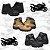 -Andreza Store-: Kit com 3 Pares de Botas Adventure - 3 Cores - Até 44 - Imagem 1