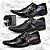 -Men Shoes-: Kit com 3 Pares de Sapatos Oxford Neway + Cinto + Carteira - 3 Modelos - Até 44  - Imagem 1