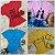 -Box Showpromodia-:  Kit com 10 Camisetas - Estampas Moda Evangélica - Cores Variadas - Até GG- Envio Imediato - Imagem 7