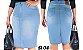-Evangelys-: Kit 3 Saias Evangélicas em Jeans - Social - Cintura Alta - Até GG - Imagem 5