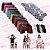 -Andreza Store-: Kit com 32 Peças: 10 Cuecas Boxer - 10 Calcinhas - 12 Pares de Meia - Envio Imediato - Imagem 1