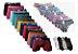 -Andreza Store-: Kit com 32 Peças: 10 Cuecas Boxer - 10 Calcinhas - 12 Pares de Meia - Envio Imediato - Imagem 2
