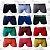 Kit com 10 Cuecas Boxer - Microfibra - Tamanho até GG - Envio Imediato - Imagem 1