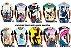 Kit com 10 Camisetas Masculinas em Algodão - 44 Estamapas - Tamanho Até GG - Envio Imediato - Imagem 5