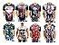 Kit com 10 Camisetas Masculinas em Algodão - 44 Estamapas - Tamanho Até GG - Envio Imediato - Imagem 4